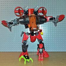 LEGO HERO FACTORY 44018 - FURNO JET MACHINE - GREAT CONDITION