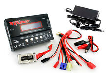 Tenergy TB6-B Lipo NiMH NiCD Multifunctional Balance Charger + 5A Power Supply