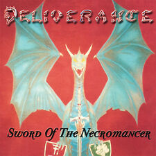 Deliverance-Sword Of The Necromancer CD Deadly Blessing,Medieval Steel,LiegeLord