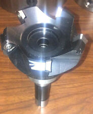 "3"" MILLING CUTTER FACE MILL SHELLMILL R8 free shipping"
