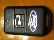 FORD CODE ALARM KEYLESS REMOTE FOB SINGLE BUTTON START FCC# GOH-PCMINI