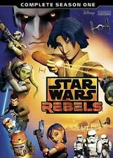 Star Wars Rebels: Complete Season One [New DVD] 3 Pack, Dubbed, Subtitled