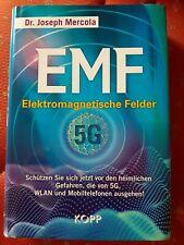 EMF - Elektromagnetische Felder | Joseph Mercola | Buch | Deutsch | 2020