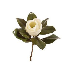 RAZ Imports 16.5 Southern Magnolia Floral Pick - Set of 2