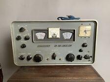 Vintage Hammarlund Hq145 (one forty five)Shortwave Tube Ham Radio Receiver Radio