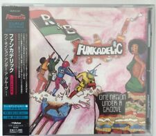 FUNKADELIC -  ONE NATION UNDER A GROOVE VICP-61391 JAPAN  2000 -2001    CD  NEUF