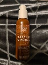 The Body Shop Coconut Bronze Gradual Tan Lotion
