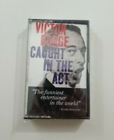 Victor Borge Caught In the Act Cassette NEW SEALED