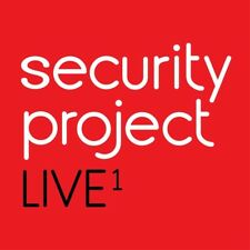 SECURITY PROJECT - LIVE 1   CD NEW+