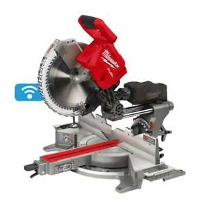 Milwaukee M18FMS305-0 18v 305mm Cordless Mitre Saw Fuel One Key Body Only