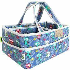 Diaper Bag Organizer Newborn Boy–Extra Large Caddy Organizer, Portable Nursery