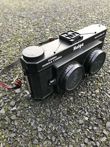 Holga 120PC-3D Stereo Pinhole Film Camera 120 Medium Format