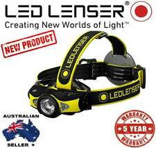 Led Lenser Industrial Series iH11R Rechargeable Headlamp 7 Year Warranty