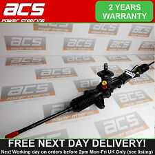 SEAT LEON MK1 1.4 1999 TO 2005 GENUINE RECONDITIONED POWER STEERING RACK