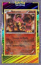 🌈Volcanion Reverse-XY11:Offensive Vapeur-25/114-Carte Pokemon Neuve Française