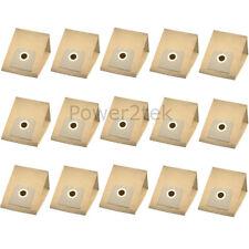 15 x E10, E42, E42N Vacuum Bags for Progress P1630 P1850 P1860A Hoover UK