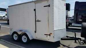 Power washer/ Pressure washer with hot water includes trailer