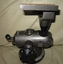 Vintage Gitzo Camera Tripod Ball Head – Made in France