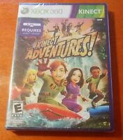 Kinect Adventures! Microsoft Xbox 360 Powered by Unreal Engine  Game Studios