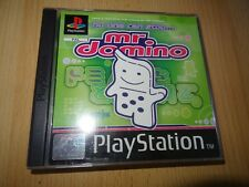 No One Can Stop Mr Domino - PS1 pal mint collectors