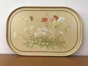 St Michael M&S  Vintage KITCHEN Serving TRAY 17.5 inches x 11.5 inches