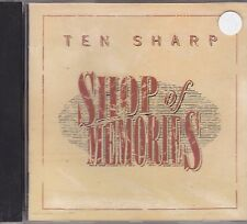 Ten Sharp-Shop Of Memories cd album