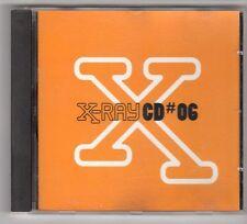 (GX342) X-Ray CD #06, 12 tracks various artists - 2003 X-Ray CD