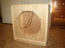 """TRM 1x15 guitar extension cabinet """"U.S. Tone Marshall"""". Ported 115 for project."""