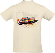 Retro-Racing Camiseta BMW 3.0 CSL Bat Diseño Móvil