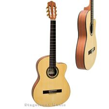 CORDOBA SLIMLINE CLASSICAL NYLON STRING ACOUSTIC /ELECTRIC THINLINE GUITAR *NEW*