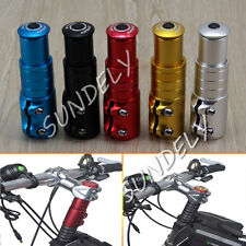 MTB Bicycle Front Fork Stem Riser Bike Rise Up Extender Head Up Adaptor1In 1/8In