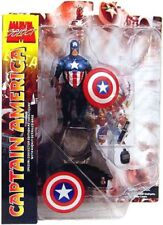 Marvel Select Captain America Action Figure [Bucky Barnes]
