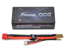 Gens Ace 5000mah 2s 7.4 Shorty LiPo Battery 60C LOSI 22 B6 B5 B44 KYOSHO REEDY