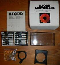 Ilford Multigrade Filter-Kit