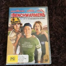 THE BENCHWARMERS DVD. EX-RENTAL