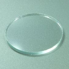 VDO FRONTGLAS 52mm  ORIGINAL für  INSTRUMENT GLAS  LENS  frosted - entspiegelt