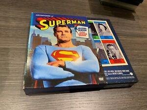 Adventures of Superman DVD The Complete Second Season Zone 1
