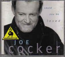 Joe cocker- Could you be loved cd maxi single