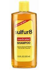 Sulfur8 Medicated Deep Cleaning Shampoo - 222ml/7.5oz