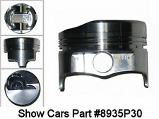348 CHEVROLET IMPALA  BEL AIR 58 59 60 61 ICON FORGED PISTONS .030 OVER 4.155