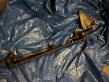 ALFA ROMEO SPIDER IDLER BOX ARM STEERING LINK ASSEMBLY GOOD VALUE LOTS PARTS