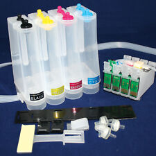 CONTINUOUS INK SYSTEM fits with EPSON WF-2750DWF WORKFORCE CISS