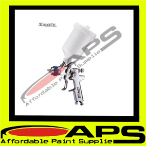 Star S106 Gravity Spray Gun (1.4mm, 1.7mm, 2.0mm) Pot Included