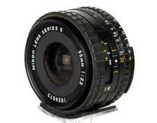Nikon Nikkor lens series e 2,5 35 mm AI-S raramente rare distribuidor