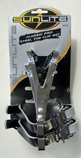 SUNLITE CLASSIC PRO MOUNTAIN BICYCLE BIKE MTB ATB STEEL TOE CLIP STRAP 96284 NEW
