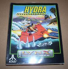 Vintage Atari Lynx video game handheld console cartridge Hydra NEW BOXED sealed