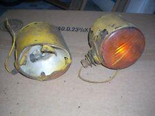 old truck turn signals fender lights