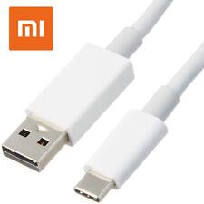 Cavo USB Type C XIAOMI Originale 100cm bianco bulk per Mi 8 9 9T Pro Lite YDM