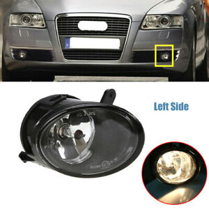 Front Left Side Fog Light Lamp Assembly For Audi A6 C6 Sedan 2005-2008