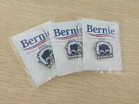 "Bernie Sanders 1"" Soft Enamel Lapel Pin 2020 Presidential FREE SHIPPING"